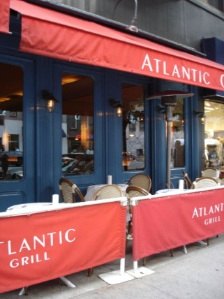 Atlantic Grill - Restaurant - 1341 3rd Ave, New York, NY, United States