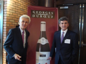 Georges and Franck Duboeuf