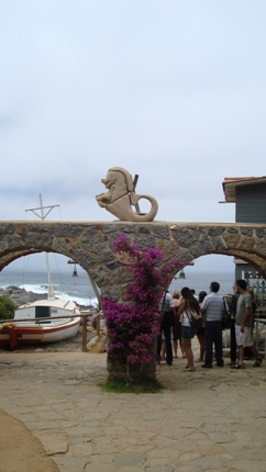 View at Isla Negra