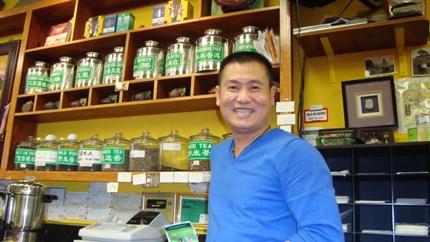 Ming at Vital Leaf