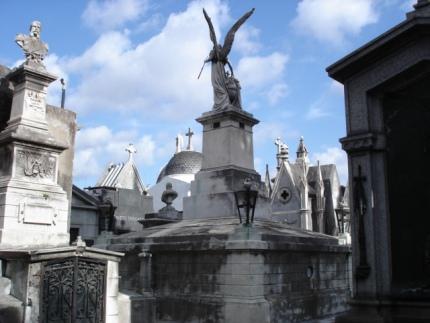 Cemetery at Recoleta