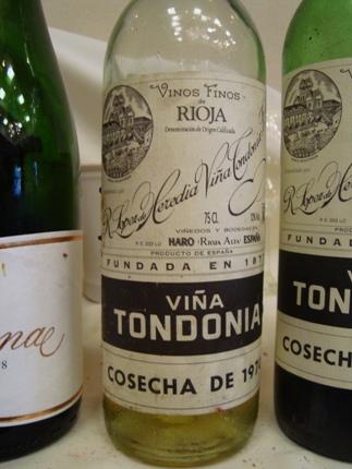 vina tondonia 1970
