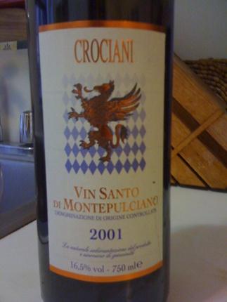 Crociani Vin Santo