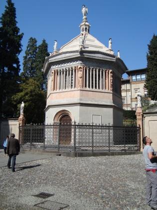 Baptistery Bergamo Alta