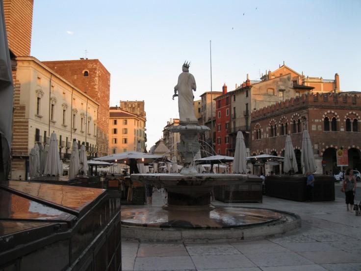 Fontanta - Verona