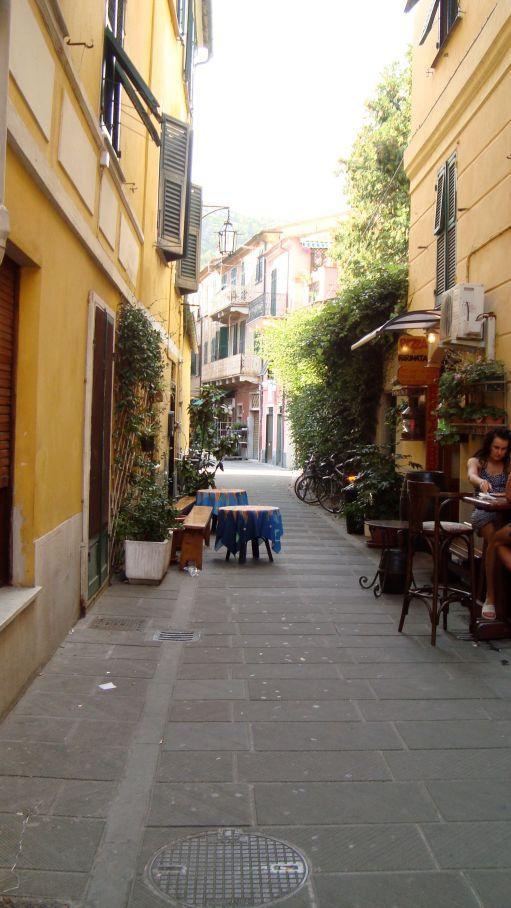 Summer in Liguria