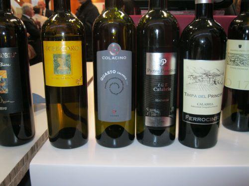 Terre di Cosenza DOC wines