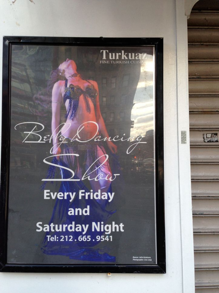 Belly Dancing At Turkuaz