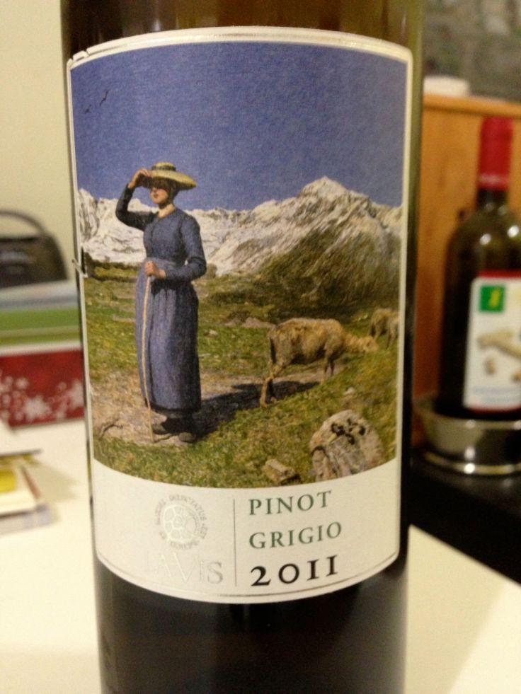 La Vis Pinot Grigio 2011