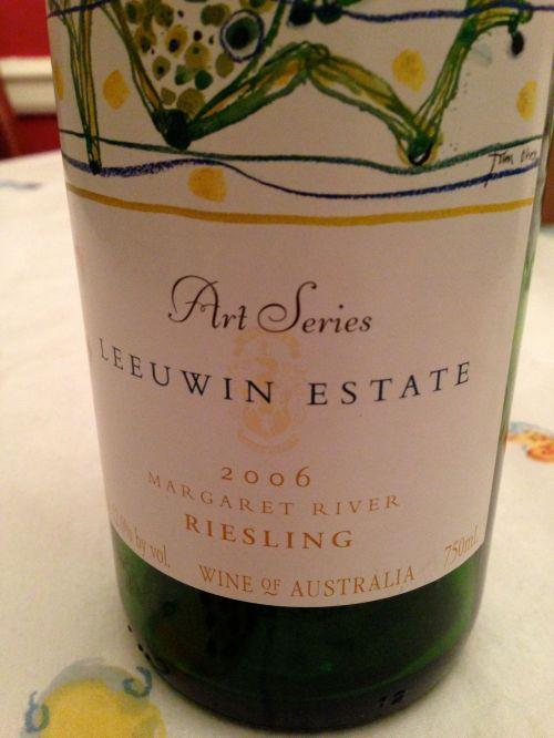 Leewin Reisling