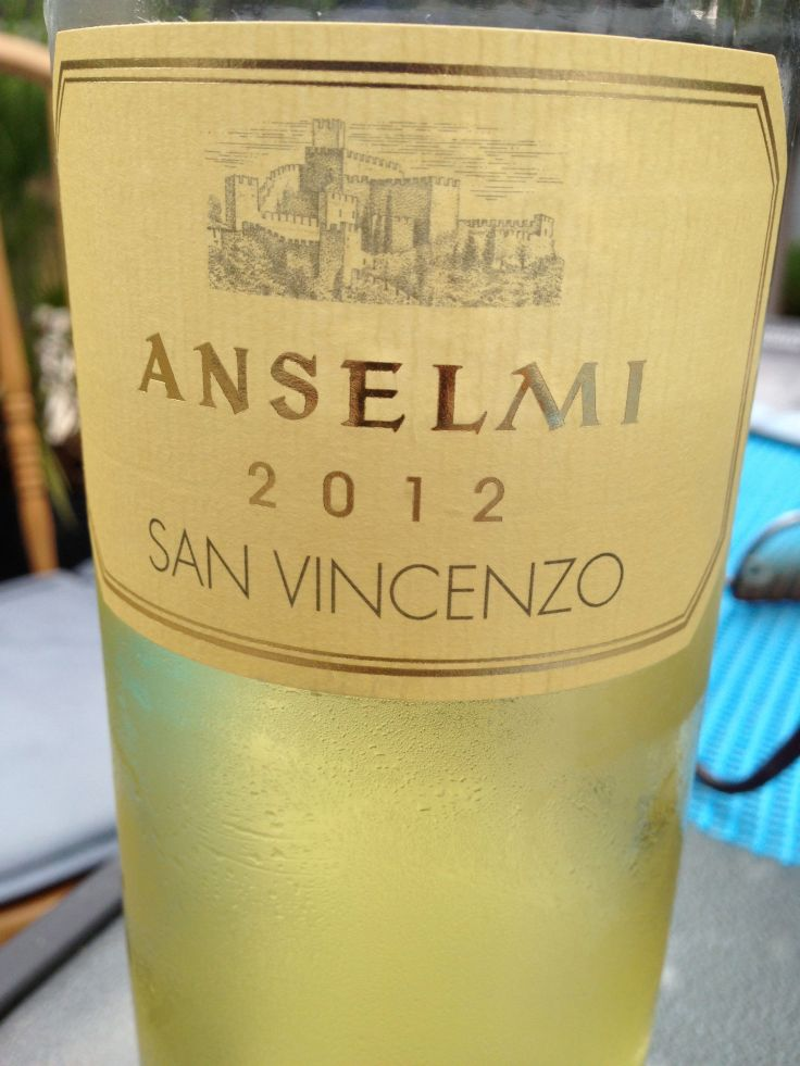 Wine of the Week - Anselmi