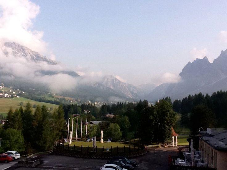 View from Miramonti