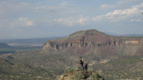 New Mexico - Near Los Alamos
