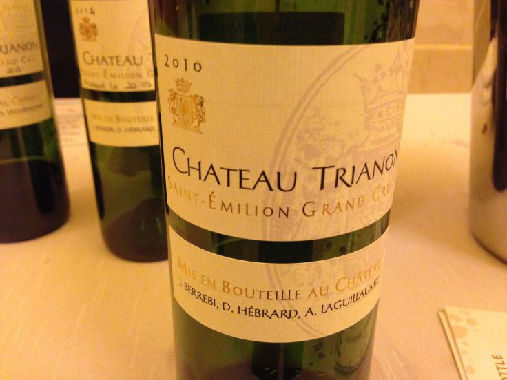 2010 Chateau Trianon