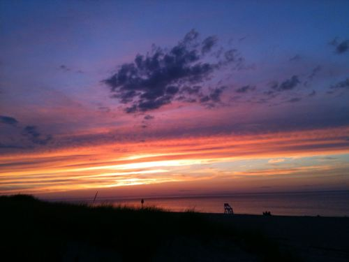 Sunset on the Cape