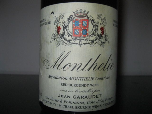 Monthelie 1997