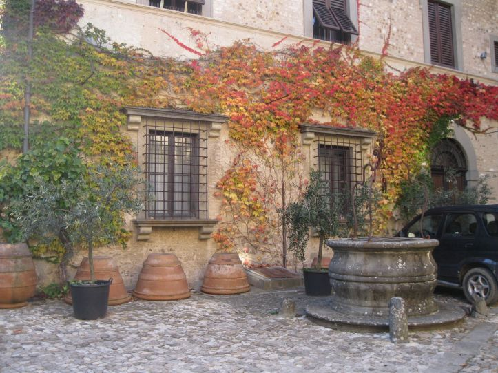 Poppiano Well