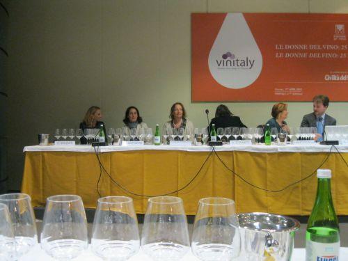 Donne del Vino Seminar