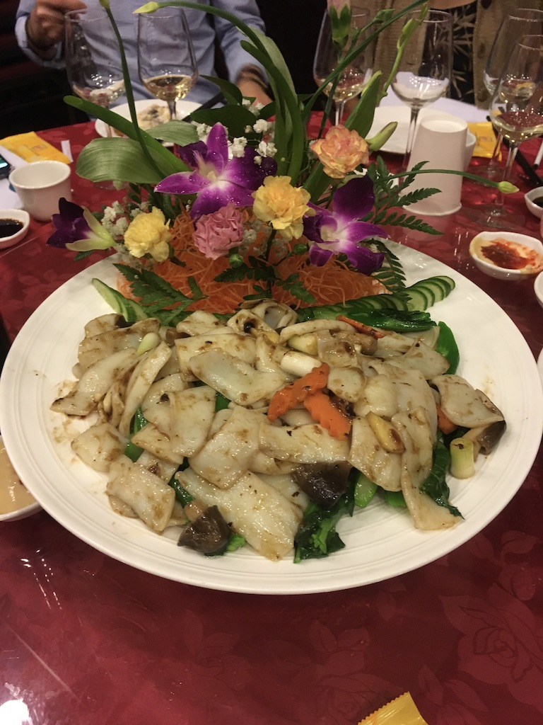 Wine & Food: Lugana DOC & Chinese Food