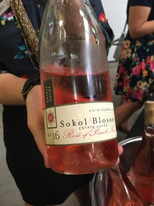 Sokol Blosser Rose of Pinot Noir - 1